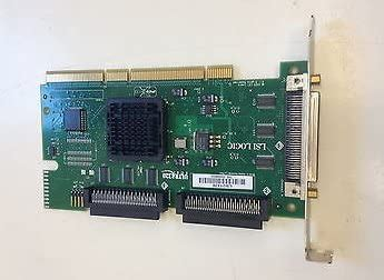 LSI LSI21320 Ultra320 SCSI Dual Channel Host Adapter- 348-0046662G
