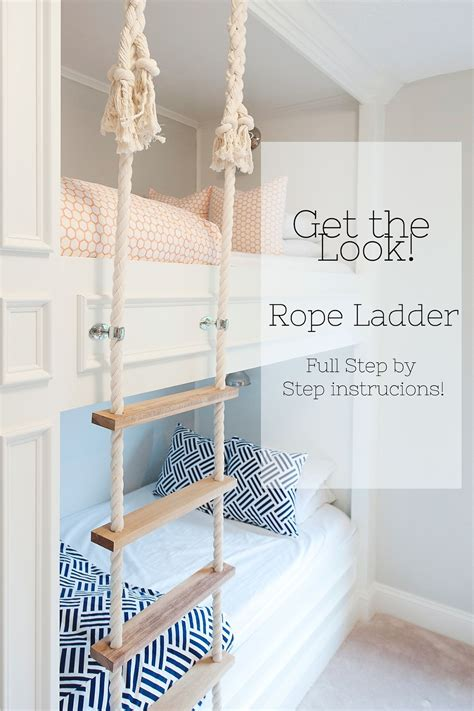 Ladder For Bunk Bed Diy Decor
