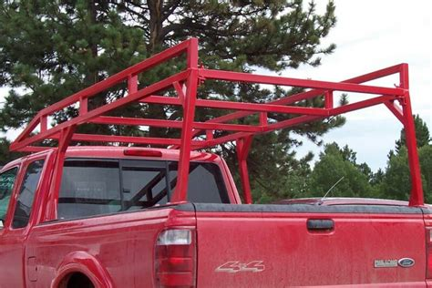 Ladder Rack Plans