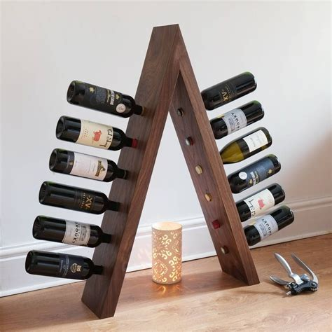 Ladder Wine Rack Diy Ideas