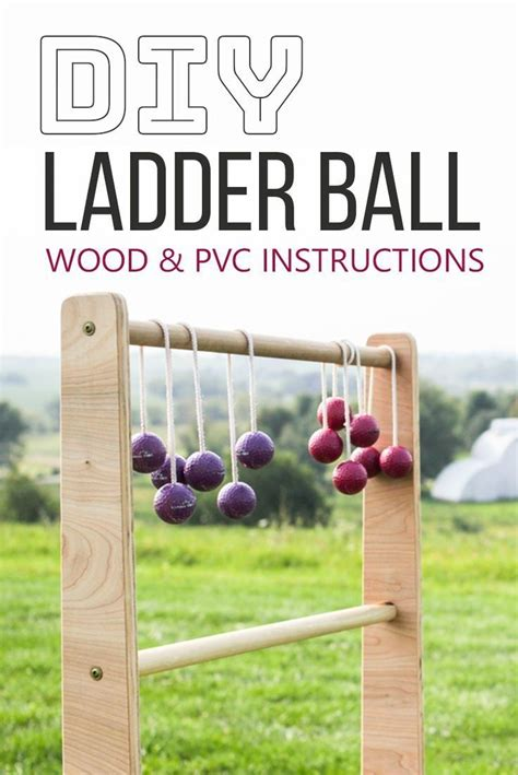 Ladder-Ball-Building-Plans