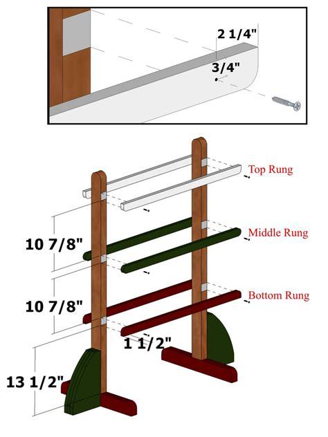 Ladder-Golf-Wood-Plans