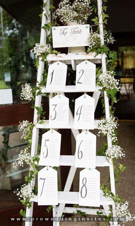 Ladder-Table-Plan-Wedding