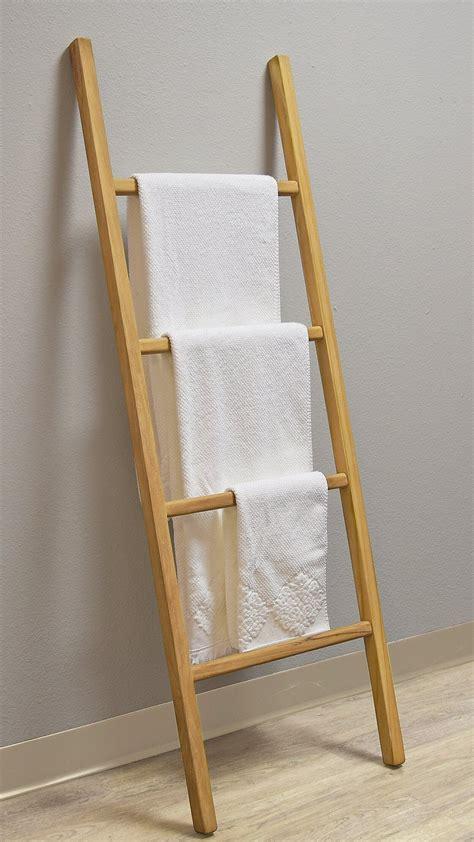 Ladder-Towel-Rack-Plans