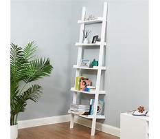 Best Ladder wall shelf storage