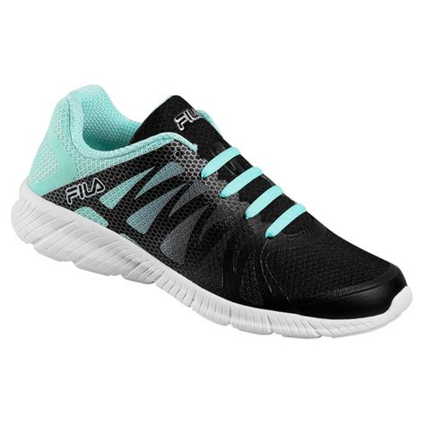 Ladies Fila Memory Finition Athletic Sneakers
