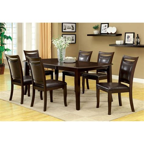 Laforge 7 Piece Dining Table Set