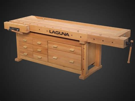 Laguna Woodworking Workbenches