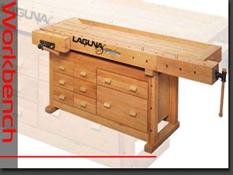 Laguna-Woodworking-Workbench