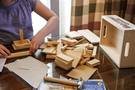 Lakeshore Young Woodworkers Project Kit