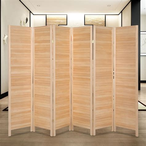 Lamanna 6 Panel Room Divider
