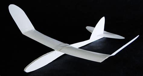 Laminated-Paper-Glider-Plans
