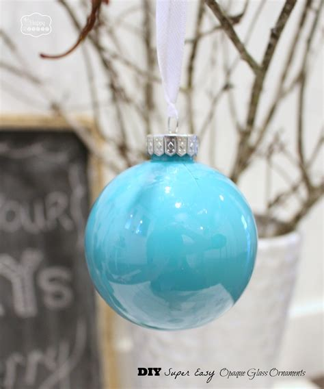 Laminating Glass Diy Ornaments