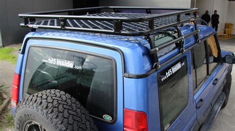 Land Rover Discovery 1 Roof Rack Diy