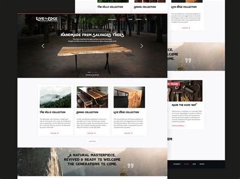 Landing-Page-For-Woodwork