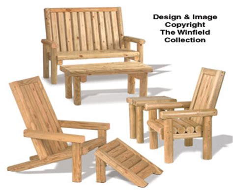 Landscape-Timber-Furniture-Plans