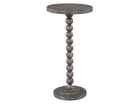 Laney Beaded Post End Table
