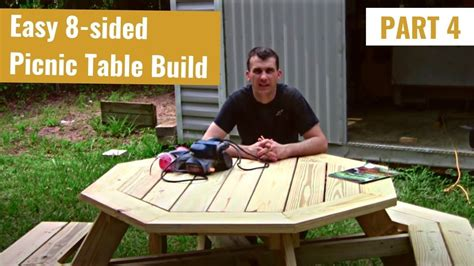 Laney-Shaughnessy-Octagon-Picnic-Table-Plans