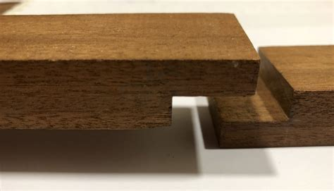 Lap Joint Woodworking