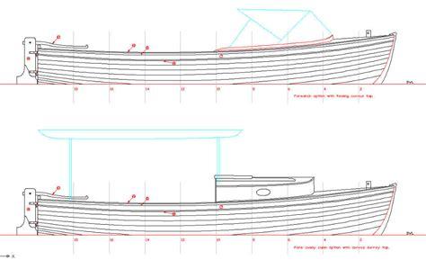 Lapstrake-Boat-Plans