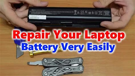 Laptop Battery Reconditioning In Concord