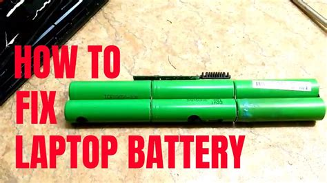 Laptop Battery Restore In Charlotte