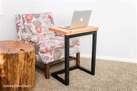 Laptop Couch Table Diy