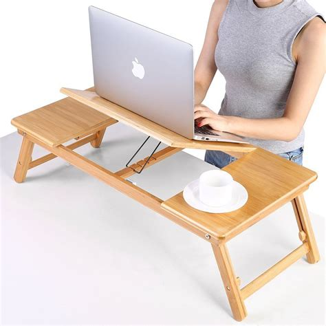 Laptop Table For Bed Diys