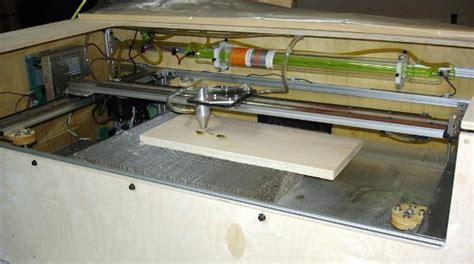 Large Bed Laser Cutter Diy