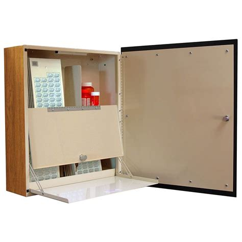 Large Cabinet With Doors And Lock