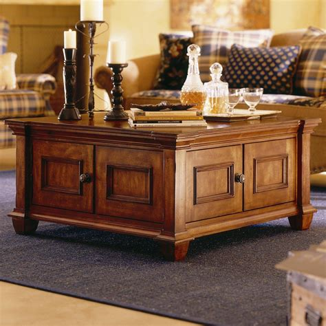 Large Coffee Tables With Storage UK