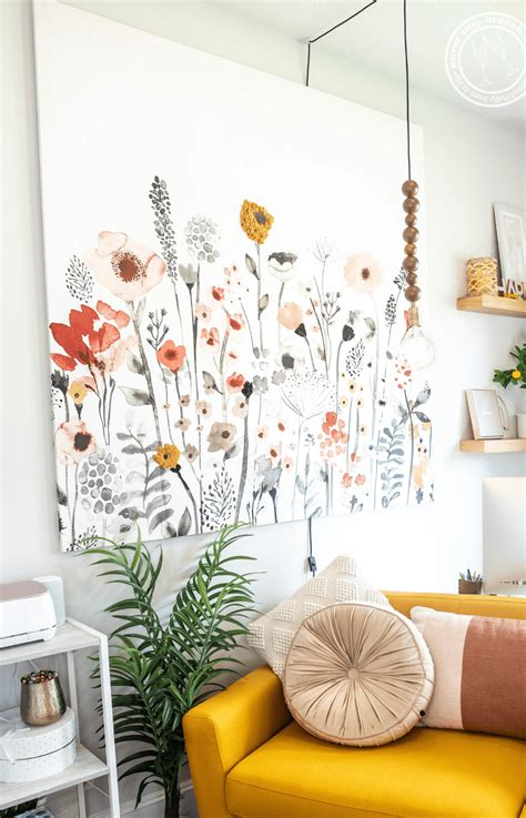 Large Diy Wall Art