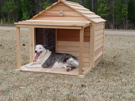 Large Dog House Plans Images For Sale