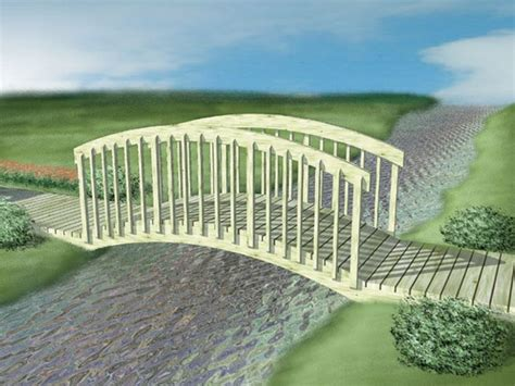 Large Footbridge Plans