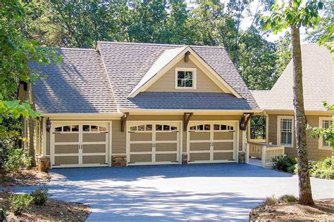 Large Garage And Guest House Plans