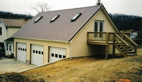 Large Garage Plans With Living Quarters