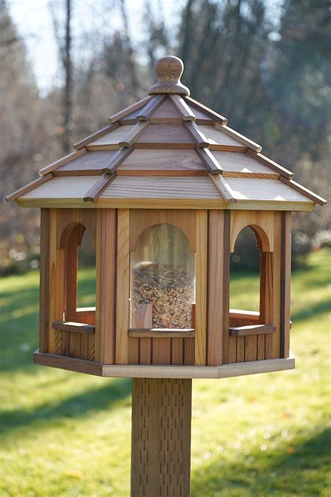 Large Gazebo Birdhouse Plans