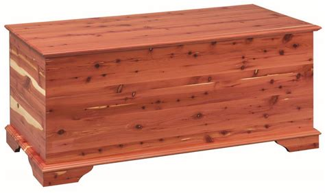 Large Hope Chest Plans
