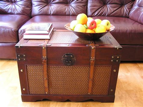 Large Hope Chest Trunk