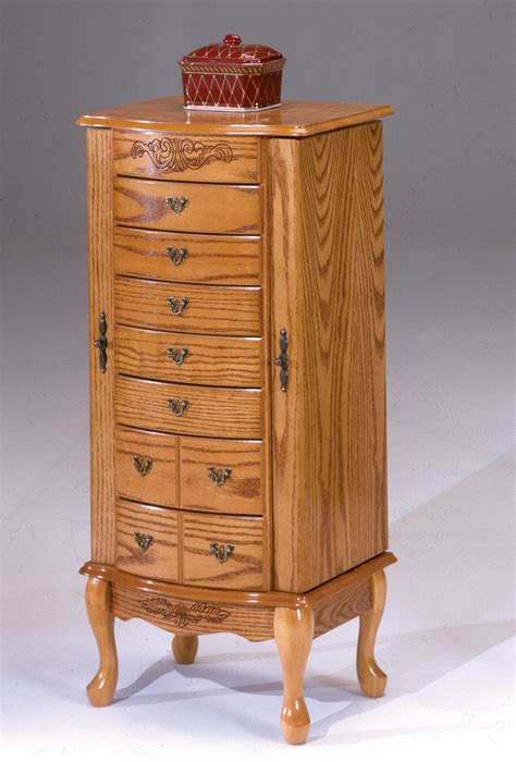 Large Jewelry Armoire Plans