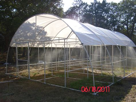 Large Pvc Greenhouse Plans