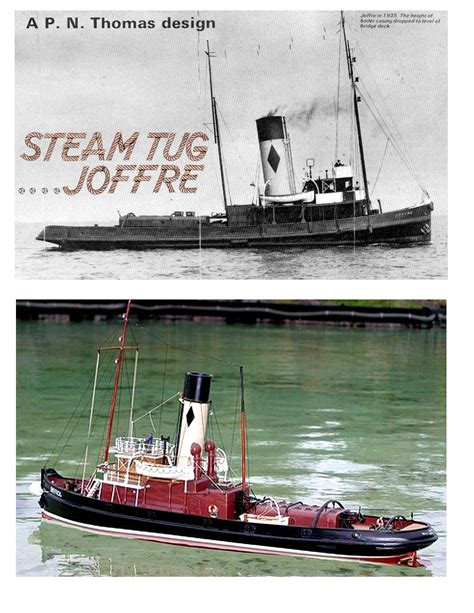 Large Scale Boat Plans