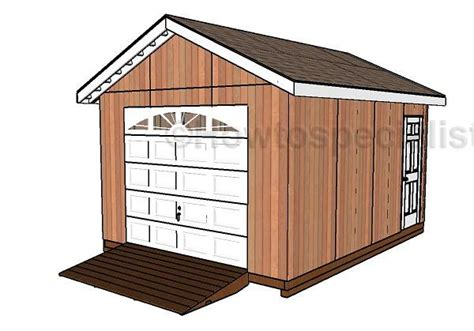 Large Shed Door Plans