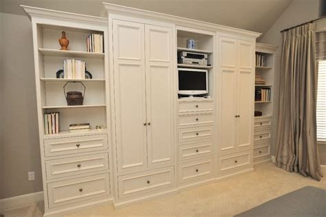 Large Wall Cabinet Storage For Master Bedroom