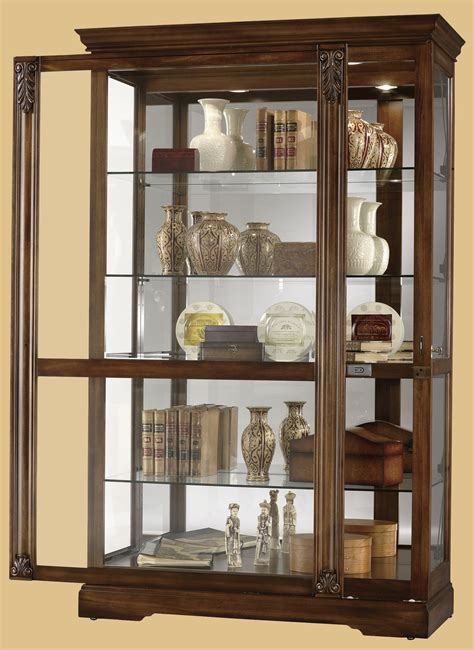 Large Wall Display Cabinet