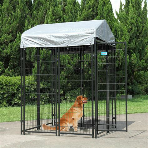 Large dog cages for cheap Image