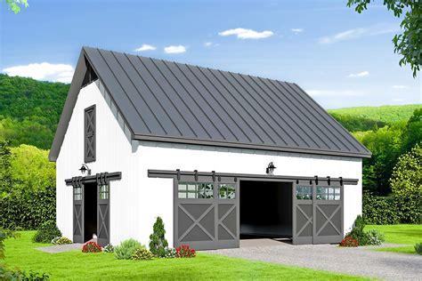 Large-Barn-Garage-Plans
