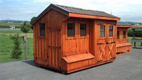 Large-Chicken-Coop-Plans-For-Sale