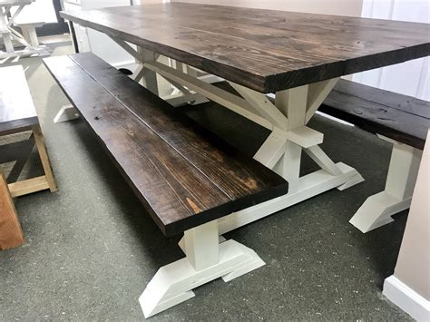 Large-Farm-Table-With-Benches