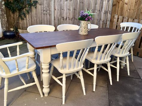 Large-Farmhouse-Table-And-Chairs
